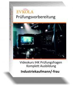 Videokurs Industriekaufmann komplett
